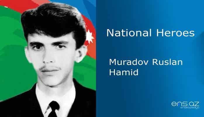 Muradov Ruslan Hamid