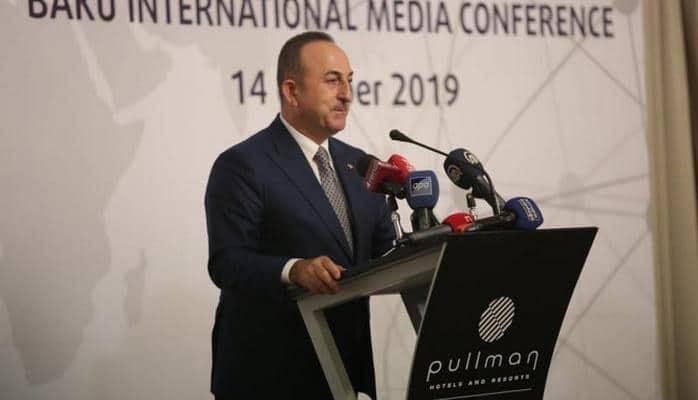 Çavuşoğlu: Türkiyə həmişə Azərbaycanın yanında olacaq