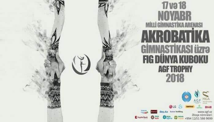 Azərbaycan Gimnastika Federasiyası gimnastikanın daha bir növü üzrə beynəlxalq turnirə ev sahibliyi etməyə hazırlaşır