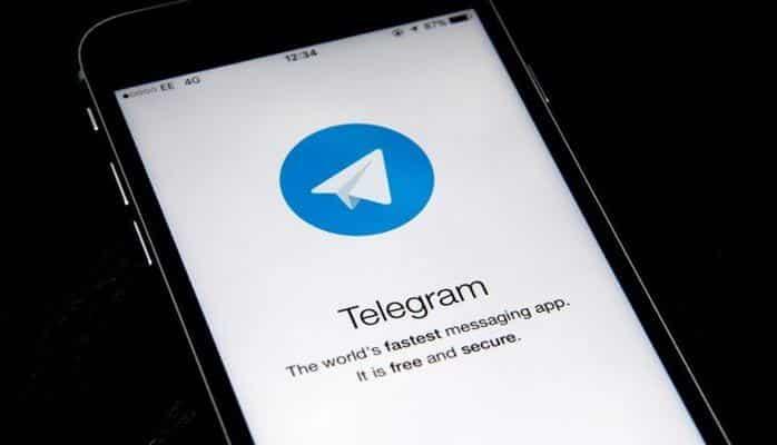 Telegram-da həmsöhbəti məkanına görə tapmaq mümkün olacaq