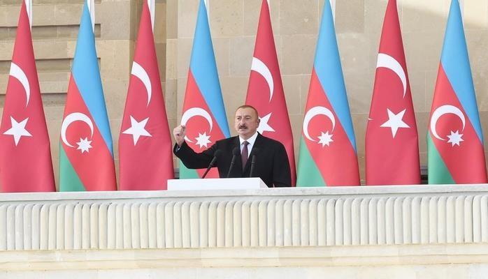 Президент Ильхам Алиев: Сегодня турецко-азербайджанские связи находятся на самом высоком уровне