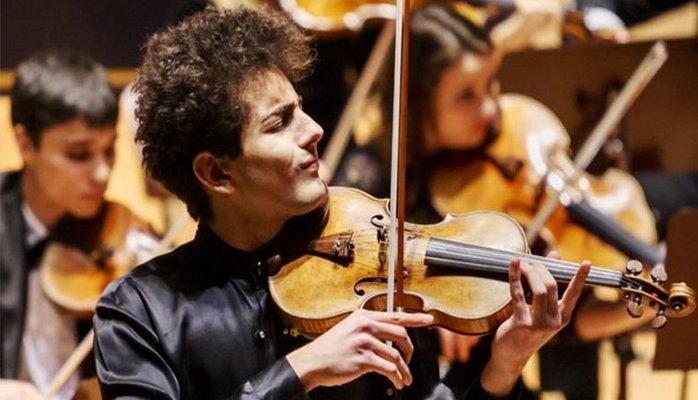Золотая скрипка Азербайджана откроет концертный сезон в Анталии