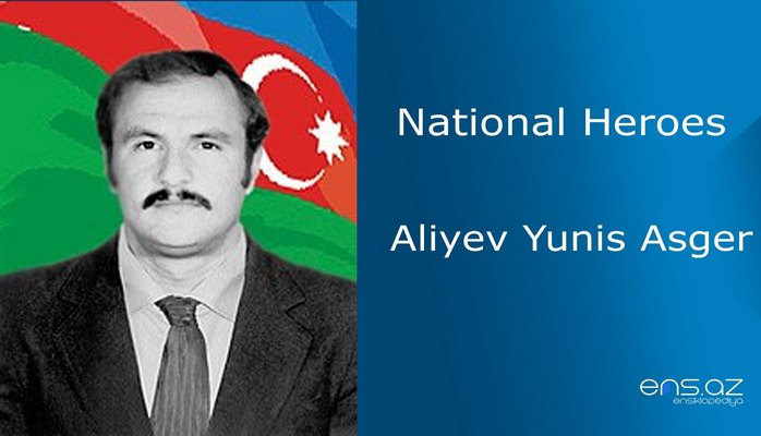 Aliyev Yunis Asger