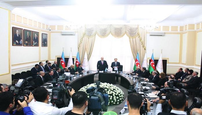 Между НАНА и Государственным таможенным комитетом подписан меморандум о взаимопонимании