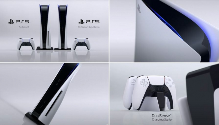 Sony показала PlayStation 5