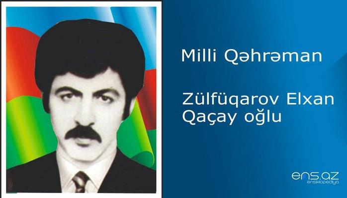 Elxan Zülfüqarov Qaçay oğlu