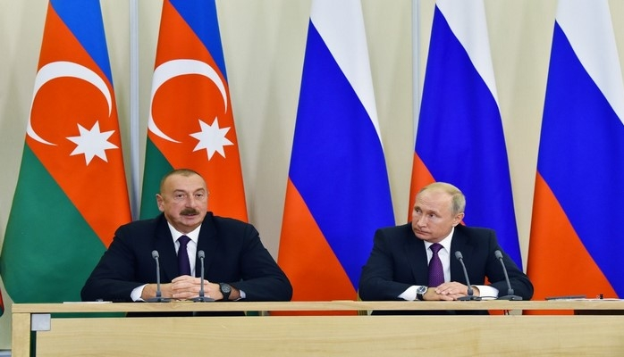 Ильхам Алиев: Россия для Азербайджана является партнером N1 по импорту