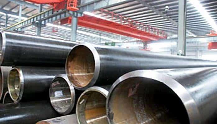 В Кыргызстане открылся новый завод по производству труб и профилей