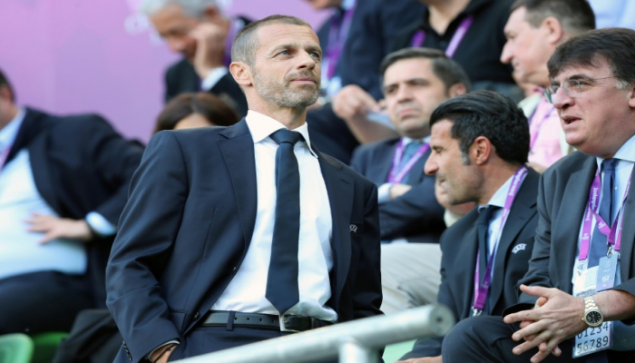 UEFA prezidenti Mxitaryanın Bakıya gəlməməsinə münasibət bildirib