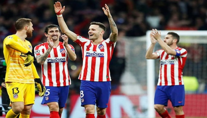 'Атлетико' на 70% сокращает зарплату футболистов и тренеров