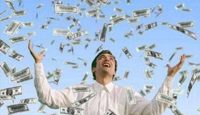 Britaniyalı lotereyada 71 milyon uddu