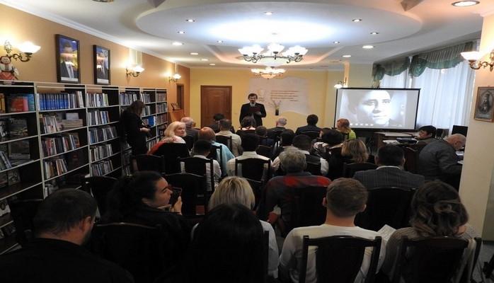 В Киеве прошел творческий вечер памяти народного поэта Азербайджана Мамеда Араза
