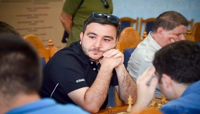 Эльтадж Сафарли стал победителем шахматного фестиваля «Черновицкая осень - 2018»