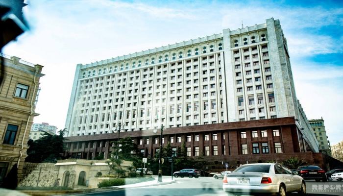 В Администрации президента прошла встреча с Ильгаром Мамедовым