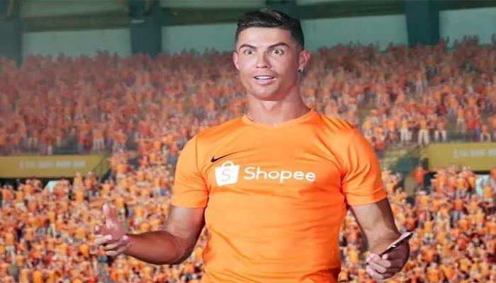 Ronaldonun milyonların marağını çəkdiyi yeni reklamı