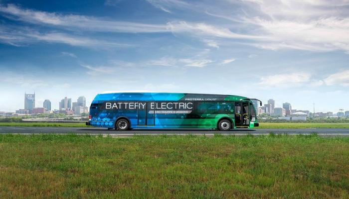 Paytaxtda elektrikli avtobuslar istismara veriləcək