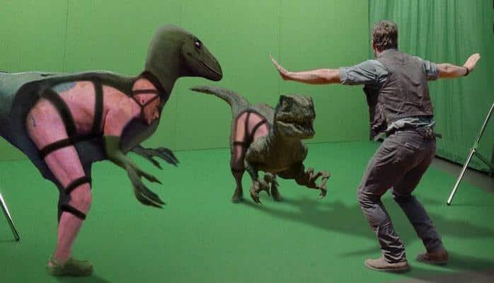 Как снимается кино: до и после спецэффектов