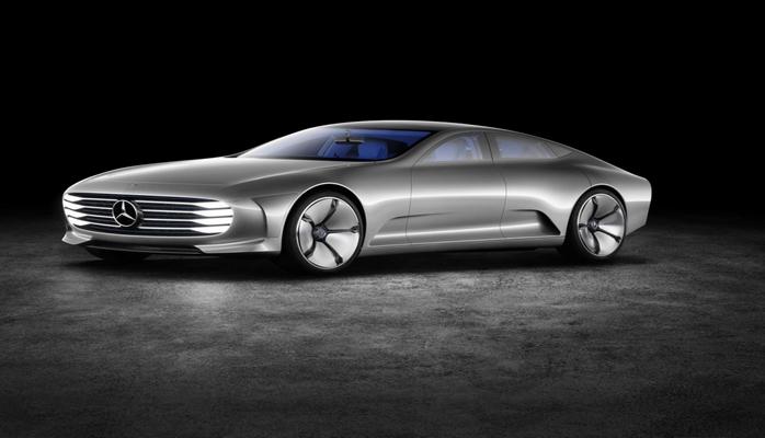 Mercedes-Benz создаёт концепткар, который не будет попадать в аварии