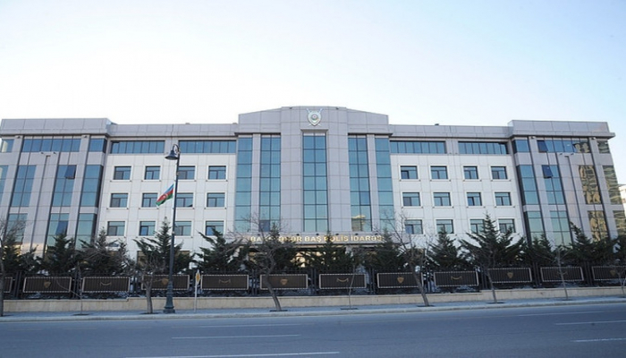 Бакинская полиция обратилась к гражданам и журналистам