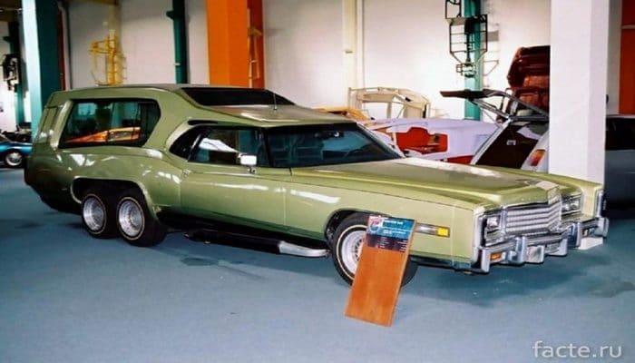Ötən əsrin ən mənasız avtomobil dizaynları