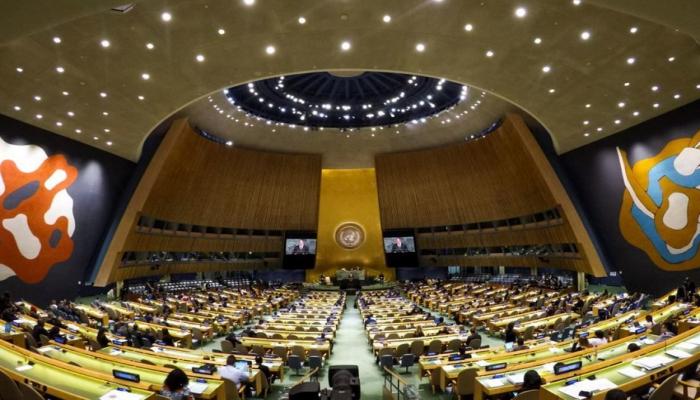 Президент Азербайджана выступит на 75-ой сессии Генассамблеи ООН
