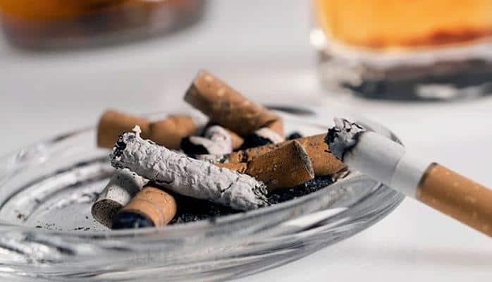 Ученые заявили, что пассивное курение может привести к внезапной смерти