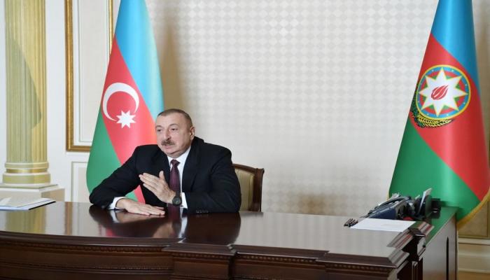 Президент Ильхам Алиев: Карантинный режим не должен помешать сельскохозяйственным работам