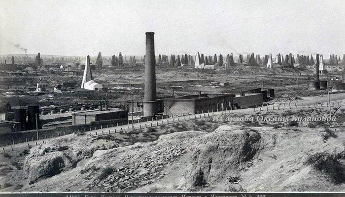 Раманы близ Баку начала ХХ века глазами Д.Ермакова (ФОТО)