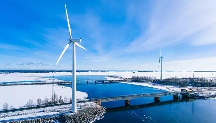 Finlandiyada elektrik enerjisinin qiyməti mənfi olub