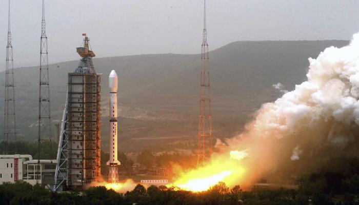 "Китай успешно запустил два спутника при помощи ракеты-носителя ""Куайчжоу-1А"""