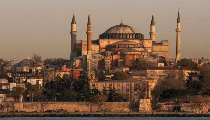 Эрдоган предложил превратить собор Святой Софии из музея в мечеть
