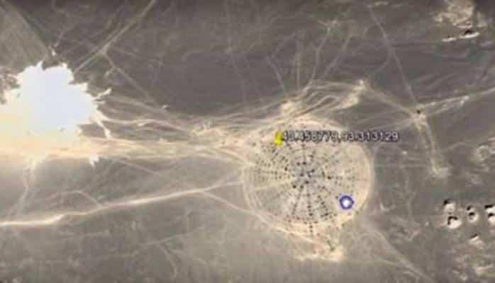 Qobi səhrasında gizli kosmik hərbi baza aşkarlandı
