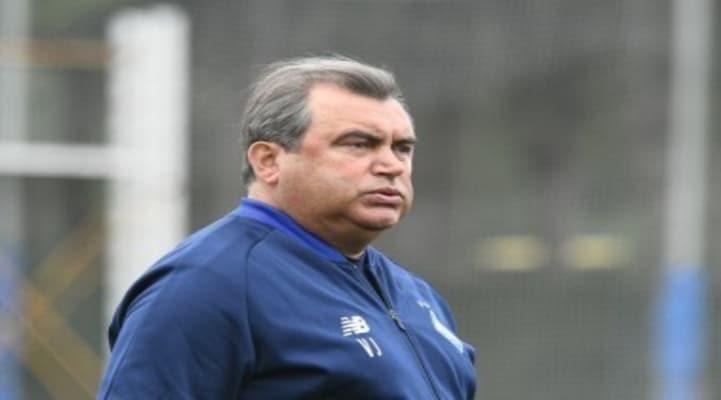 'Dinamo'nun məşqçisi: 'Neftçi'nin topları ilə oynamağımız səhvlərimizə səbəb oldu'