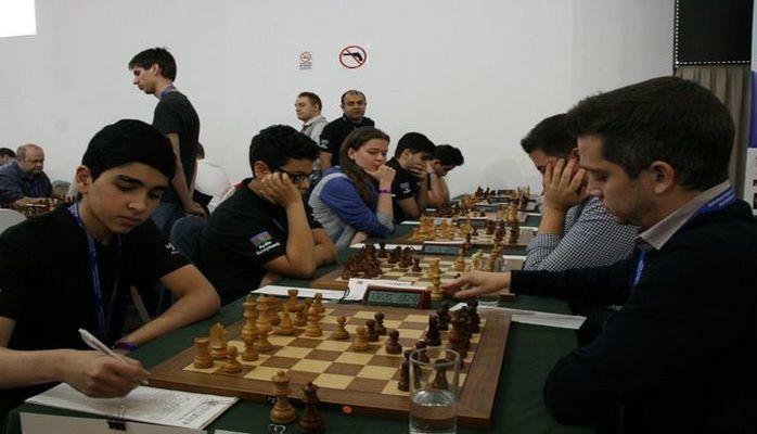 """""""Вугар Гашимов"""" одержал третью победу"""