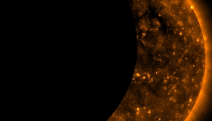 NASA-dan Günəş tutulmasının canlı yayımı
