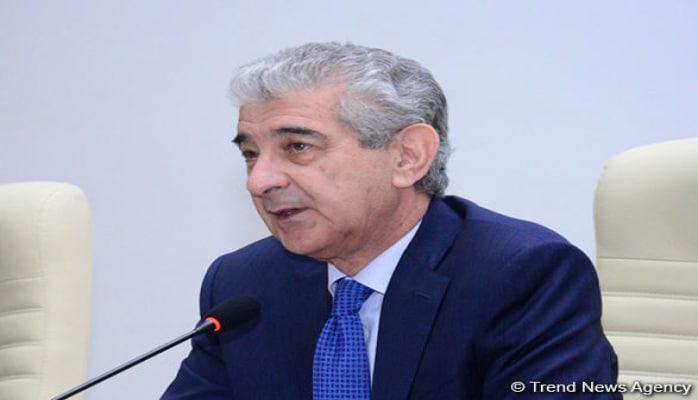 Вице-премьер: Посаженные деревья улучшат экологическую ситуацию в Азербайджане