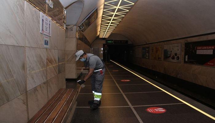 Бакинское метро не будет работать до 5 августа