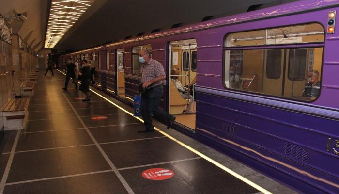 Бакметрополитен усилил контроль на станциях
