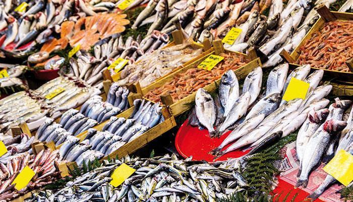 Balık tüketiminde sınıfta kaldık