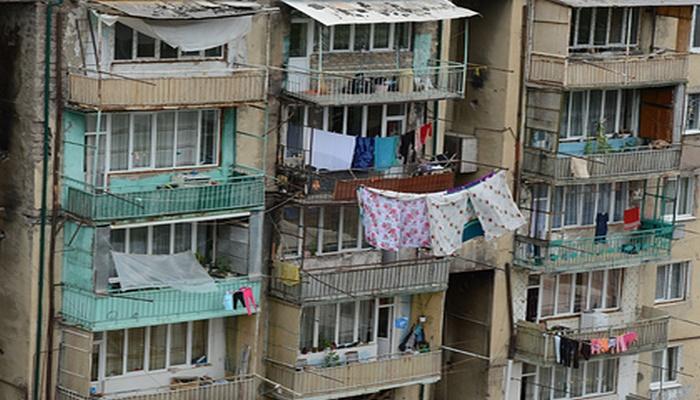 Balkonda çamaşır kurutmak tehlikelidir