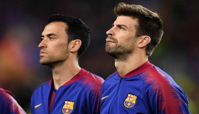 """""""Барселона"""" попросит Пике, Бускетса, Альбу и Роберто пойти на снижение зарплаты"""