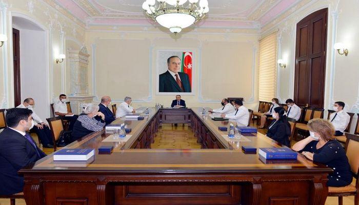 Baş Prokuror İsmət Qayıbovun oğlunu qəbula çağırdı
