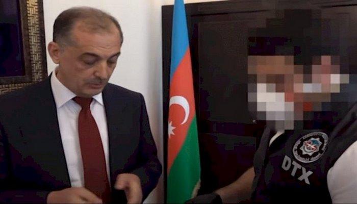 Baş prokuror Vilyam Hacıyevin oğlunu yenidən vəzifəyə təyin etdi