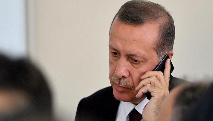 Başkan Erdoğan'dan şehit Piyade Uzman Onbaşı Serdar Aslan'ın ailesine taziye telefonu