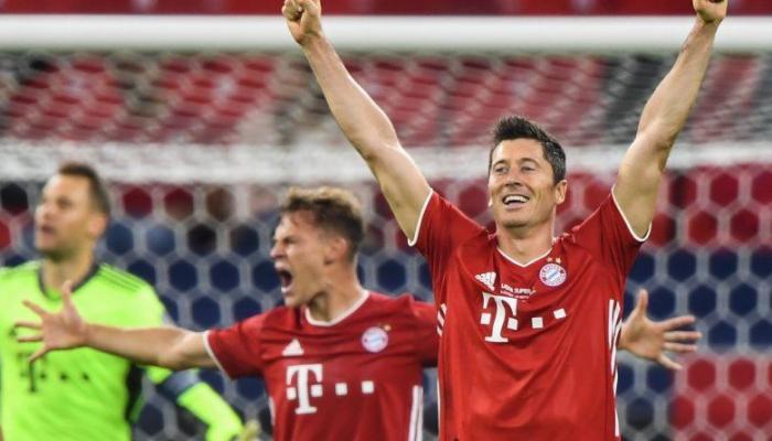 """""""Бавария"""" победила """"Севилью"""" и во второй раз в истории завоевала Суперкубок УЕФА"""