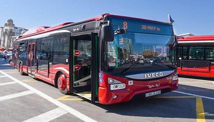 Bayram günlərində marşrut avtobusları işləyəcək? – AÇIQLAMA