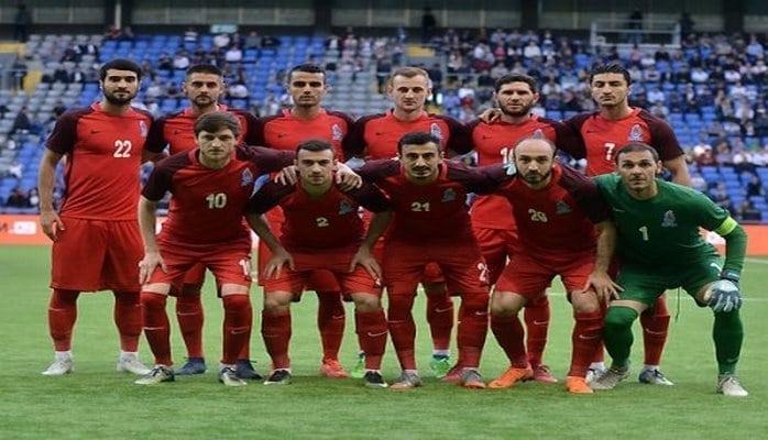 Обнародован состав сборной Азербайджана на два последних матча в Лиге наций УЕФА