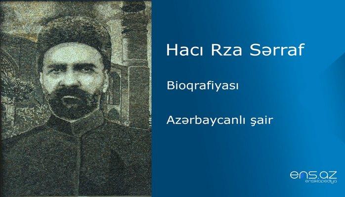 Hacı Rza Sərraf
