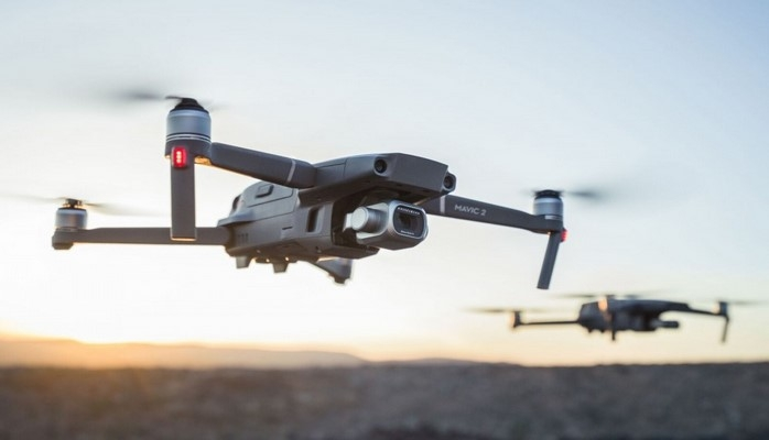 Çin şirkəti bükülən dron təqdim hazırlayıb