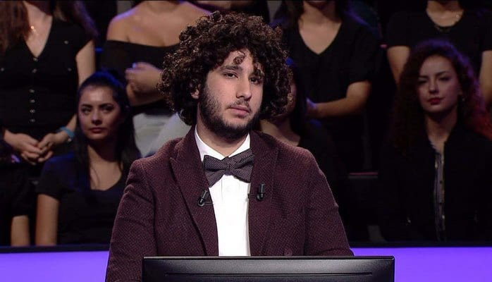 1 milyon liralık soruyu bilen Arda Ayten, ödülü ile ne yapacağını açıkladı